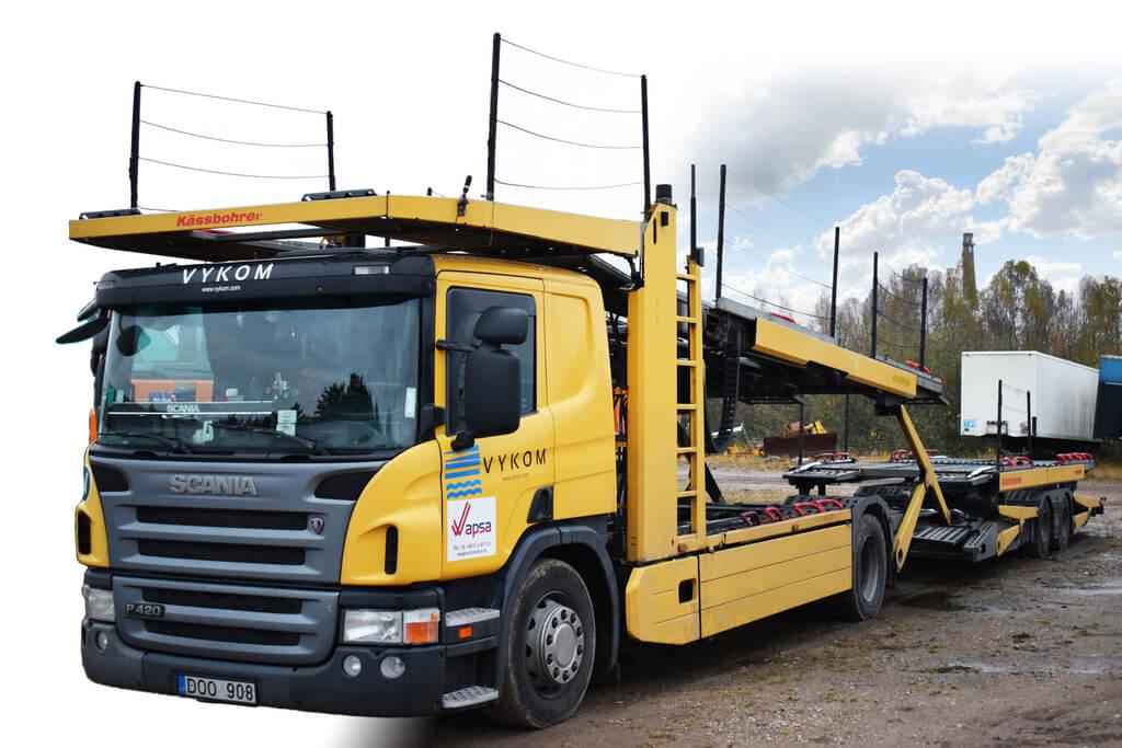 Technika/Transportas automobilių pervežimas Wapsa.lt